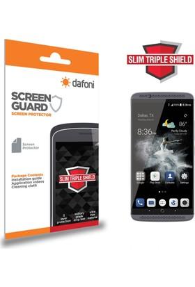 Dafoni ZTE Axon 7 Slim Triple Shield Ekran Koruyucu