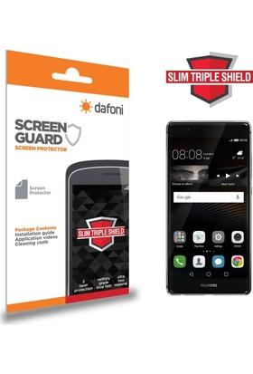 Dafoni Huawei P9 Lite Slim Triple Shield Ekran Koruyucu