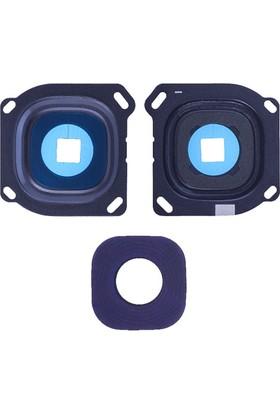 Casecrown Samsung Galaxy A8 A800 Orj Kamera Lens - Lacivert