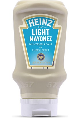 Heinz Mayonez Light 425 gr