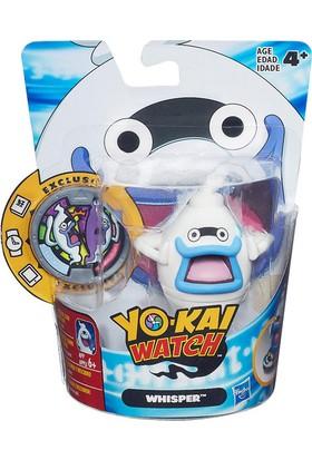 Yokai Watch B5937 Figür ve Madalyon