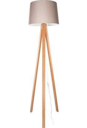 Modelight Deko Tripod Lambader Bambu Ayak / Kum Beji Şapka