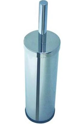 Bauboss Plastik Tabanlı Klozet Fırçası (304 Kalite, Askılı)