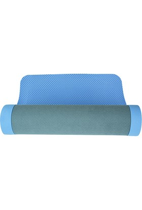 Nike Ultimate Pilates Mat 8 mm Mavi