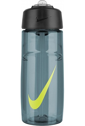 Nike T1 Flow 473 ml Gri Suluk