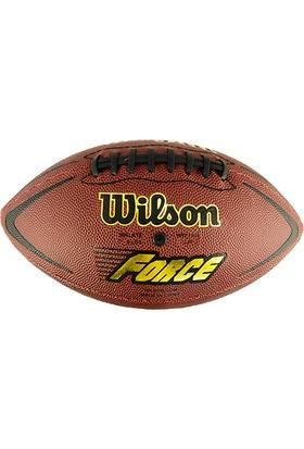Wilson WTF 1445X NFL Force Amerikan Futbolu Topu