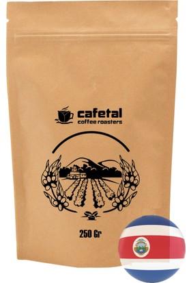 Kosta Rika Yöresel Çekirdek Kahve ( Orta Kavrum ) - 250 Gr
