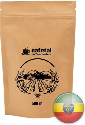 Etiyopya Sidamo Yöresel Çekirdek Kahve ( Orta Kavrum ) - 500 Gr