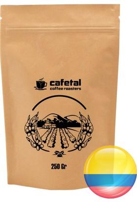 Kolombiya Yöresel Çekirdek Kahve ( Orta Kavrum ) - 250 Gr