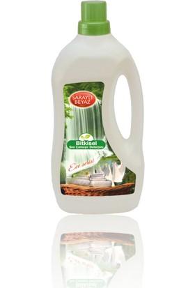 Saraylı Beyaz Bitkisel Sıvı Çamaşır Deterjanı 1500 ml