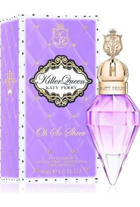 Katy Perry Killer Queen Oh So Sheer Edp 30 ml Kadın Parfüm