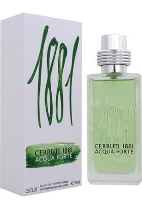Cerruti Acqua Forte EDT 75 ml