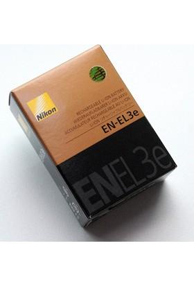 Nikon En-El3E Batarya D300 D700 D200 D80