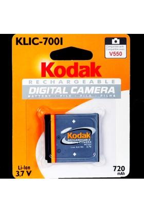 Kodak Klic 7001 %100 Orjinal Batarya Klıc 7001,M753