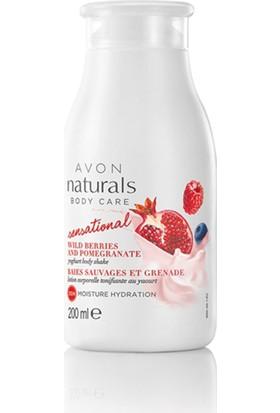 Avon Yoğurt Nar Özlü Vücut Losyonu 200 Ml.