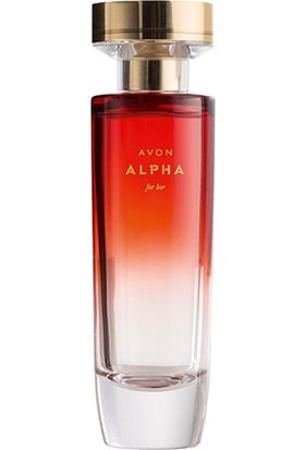 Avon Alpha Edp 50 Ml Kadın Parfüm