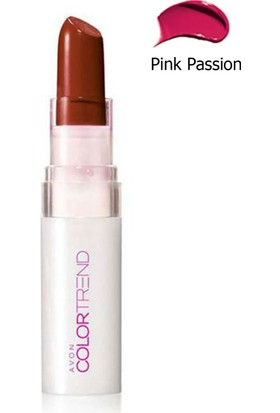 Avon Color Trend Kiss N Go Ruj Pink Passion