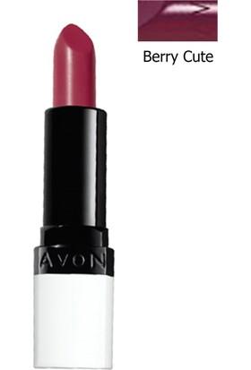 Avon Mark Plump It Ruj Cute Berry