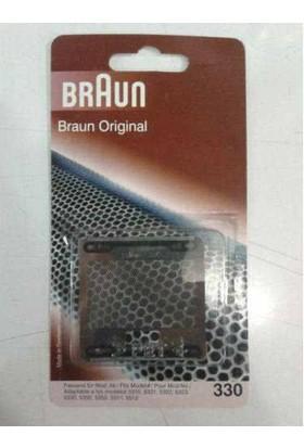 Braun 330 Traş Makinası Eleği