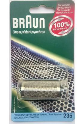 Braun 235 Traş Makinası Eleği