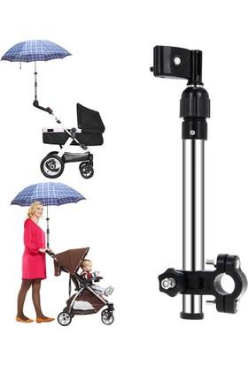 Momz Bebek Arabası Puset Şemsiye Tutucu