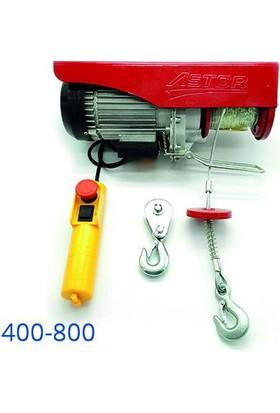 Astor Elektrikli Mini Vinç 400-800 Kg