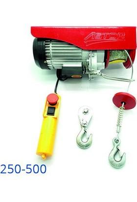 Astor Elektrikli Mini Vinç 250-500 Kg