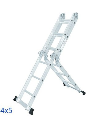 Astor 5 Basamaklı Akrobat Merdiven