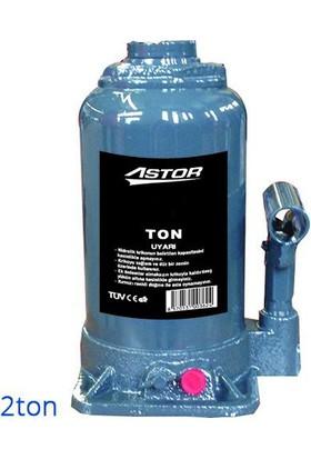 Astor Şişe Kriko 2 Ton