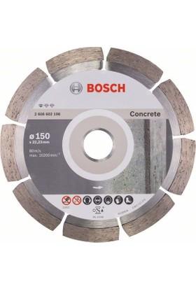 Bosch Standard For Concrete 150 Mm 2608602198
