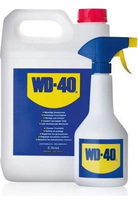 Henkel Wd40 Çok Amaçlı Sprey 5 Lt Plastik Bidon
