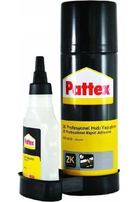 Pattex 2K Aktivatörlü Hızlı Yapıştırıcı - 400+100Ml