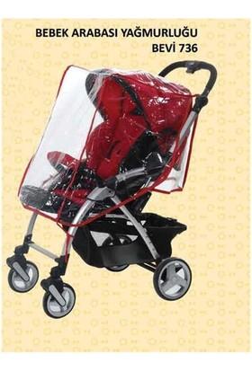 Bebekevi Bebek Arabası Yağmurluğu