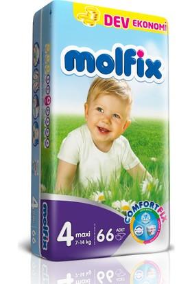 Molfix Comfort Fix Maxi Avantaj Pkt.60Adet
