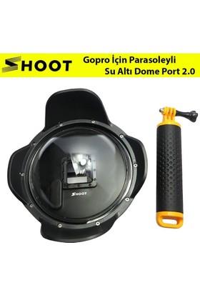 Shoot Gopro İçin Su Altı Dome Port 2.0