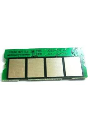 Oki C9650 Uyumlu Kırmızı Chip