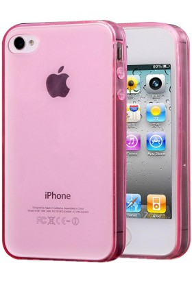 Kılıfkutusu Apple iPhone 4s Ultra İnce Silikon Kılıf