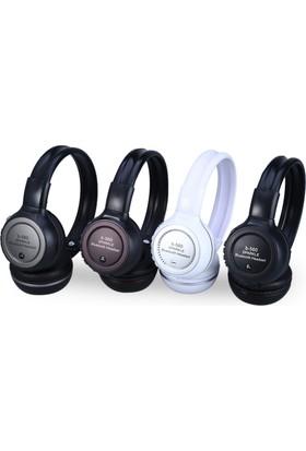 Zealot B560 Sparkle Bluetooth Radyolu Hafıza Destekli Kulaklık