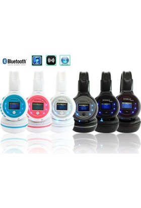 Zealot B570 Sparkle LCD Ekranlı Bluetooth Radyo ve Hafıza destekli Kulaklık
