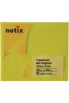 Notix Neon Sarı 80 Yp 50x50