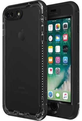 Lifeproof Nüüd Apple iPhone 8 Plus - iPhone 7 Plus Kılıf Black