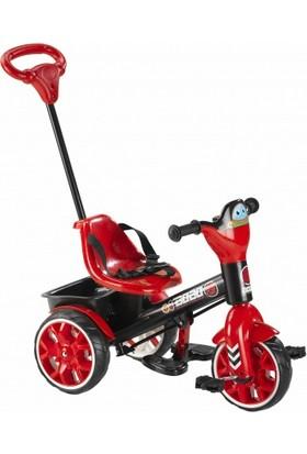 Babyhope 120 Bobo Üç Teker Bisiklet - Kırmızı