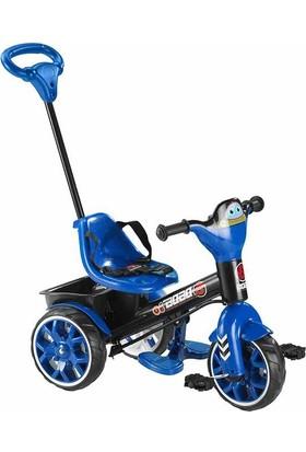 Babyhope 120 Bobo Üçteker Bisiklet - Mavi