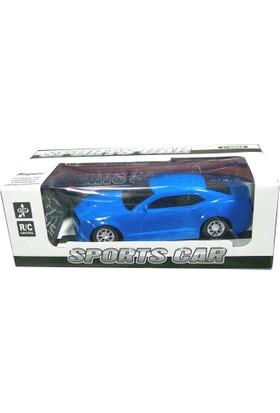 CC Oyuncak 1:24 Uzaktan Kumandalı Spor Araba - Mavi