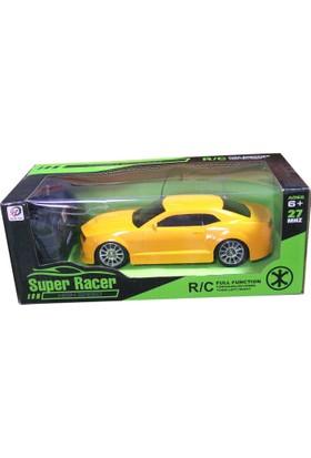 CC Oyuncak 1:24 Uzaktan Kumandalı Spor Araba - Sarı