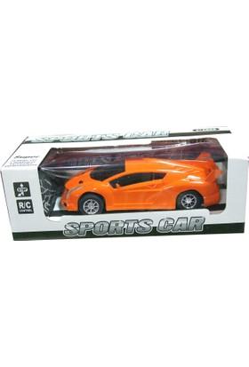 CC Oyuncak 1:24 Uzaktan Kumandalı Spor Araba - Turuncu