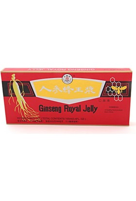 Ankara Baharat Ginseng Royal Jelly 10 X 10 Ml