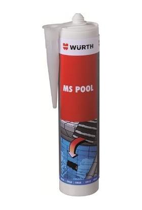 Würth Su Altı Sızdırmaz Yapıştırıcı Ms Pool Havuz İçin 290 Ml