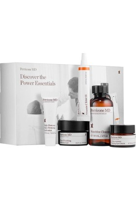 Perricone md Discover the Power Essantials Set