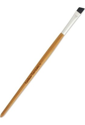 Couleur Caramel Angled Eye Shadow Brush No.10 1 Adet